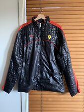 PUMA (Ferrari) Light Weight Puffer Jacket - Size US Large