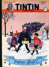 TINTIN (Edition Française)   n°  113     du    21 décembre   1950