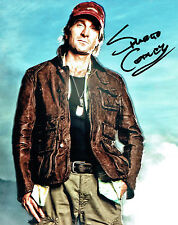 Sharlto COPLEY A-Team SIGNED 10x8 Photo AFTAL Autograph COA Howling Mad MURDOCK