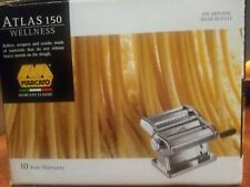 mercato atlas 150 wellness pasta maker new in box never used