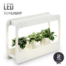 Plant Herb Grow LED Light Kit, Countertop Garden with Timer Function, CRI 95