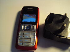 EASY SIMPLE CHEAP ELDERLY DISABLE NOKIA 2310 MOBILE PHONE  UNLOCKED NO CHARGER