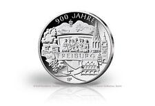 20 Euro Silbermünze 2020 Deutschland 900 Jahre Freiburg st