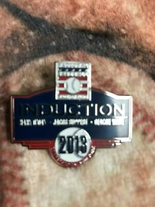 2013 Baseball Hall of Fame Induction-Hank O'Day- Jacob Ruppert- Deacon White Pin