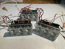 Code 3 Flashing 3 Led Double Module