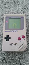 Nintendo Game Boy Classic DMG-01 Alles Original mit 1 Spiel