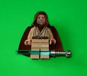 LEGO STAR WARS FIGUR ### OBI WAN KENOBI MIT CAPE AUS SET 7965 ### =TOP!!!