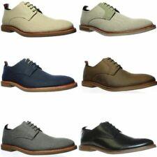 Ben Sherman Mens Birk PlainToe Oxford Dress Shoes