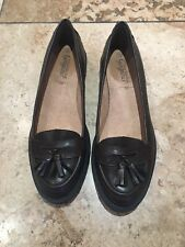 New Look Ladies Brown Loafers Flats Woman's Size 9 Eur 43