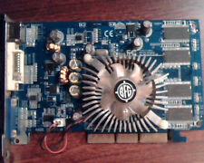 AGP card GeForce 6200A D256M BFGR62256OC 32M MT46V DVI VGA S-Video