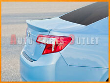 2012-2014 Toyota Camry OE-Type Trunk Boot Spoiler Wing - Select Your Color
