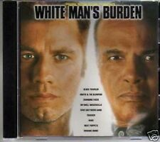 (208G) White Man's Burden, Soundtrack - 1995 CD