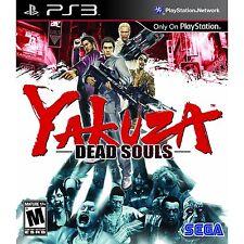 Yakuza: Dead Souls PlayStation 3, 2012