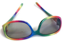 Rainbow Frame Sunglasses for 18 inch American Girl Doll Clothes Accessories