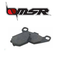 MSR Rear Brake Pads 343511 546MSR KX125 KX250 KTM 250MX 620 EXC 500 EXC