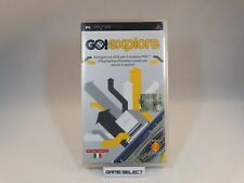 GO! EXPLORE SONY PSP PLAYSTATION PAL EU EUR ITA ITALIANO ORIGINALE COMPLETO