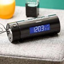 Medion P66054 Projektions-Uhrenradio Radiowecker Wecker UKW PLL Radio schwarz