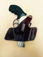 Ruger GP100 or S&W - K & L Frames Leather Holster fits all Barrel Lengths #2000