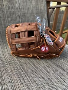 Nokona Walnut H-Web 12 Inch W-V1200 Fastpitch Softball Glove left handed LHT