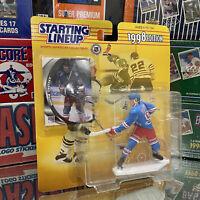 NIB 1998 Kenner Starting Lineup NHL New York Rangers Wayne Gretzky Hockey Toy