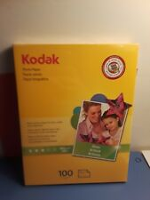 Kodak 8209017 Glossy Photographic Paper 100 Sheets New 8 1/2 x 11