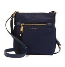 NWT Marc Jacobs Trooper Nylon Swingpack Crossbody bag MIDNIGHT BLUE AUTHENTIC!