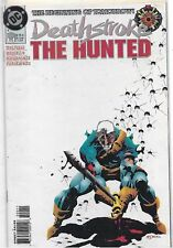 Deathstroke The Hunted U-PICK ONE #0,41,42,43,44 or 45 PRICED PER COMIC