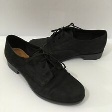 Clarks Softwear Women's Lace Up Oxford Shoes SZ UK 5D/ US 7.5 Black