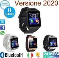 Armbanduhr Handy Smartwatch Android Ios Mit SIM Bluetooth Micro SD DZ09 4 Colo