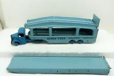 Dinky Toys 582 Pullman Car Transporter + Ramp.