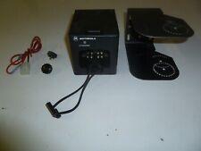 Oem Motorola Rln5233 Vehicle Charger W Bracket Amp Wiring For Ht1250 Ht750 Radio G