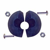 """AGT HSR90-RS6 Rubber Hose Stopper For HSR50 and HSR80 Hose Reel fits 3/8"""" Hose"""