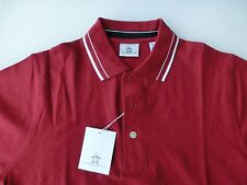 NEW Munsingwear Men Golf Polo Shirt Cotton Size L