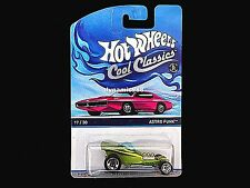Hot Wheels Cool Classics Astro Funk Collection New