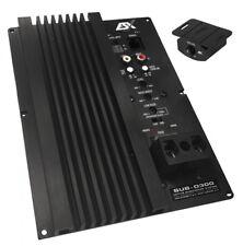 ESX SUBD300 Mono Bass Verstärkermodul