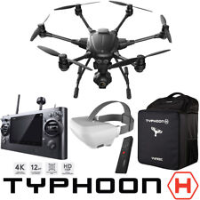 Yuneec Typhoon H Hexacopter Drone Wizard Wand SkyView Headset Backpack Bundle