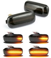 Dynamische LED SEITENBLINKER smoke für AUDI A3 8P  A4 B6 B7 & Cabrio A6 C6 4F