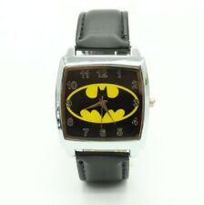Batman Square Man Women Girl Wrist Watch
