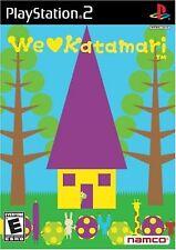 We Love Katamari Playstation 2 Game PS2 New and Sealed