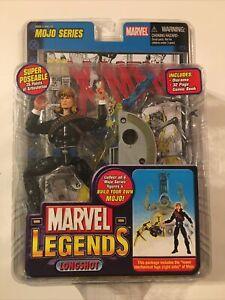 Marvel Legends Longshot X-Men Action Figure (ToyBiz, 2006) MOC