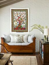 Poster Bohemian Indian Tapestry Wall Hanging Decor Size Hippie Poster Tapestry