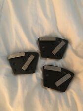 New listing Metal Bond Trapezoid Grinding Pad Seg: (9)Traps Grit 16/20