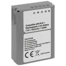 Batería BLN-1 BLN1 para Olympus OM-D E-M5, E-M1, E-M5 Mark II / PEN E-P5, Pen-F