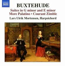 Buxtehude: Suites in G minor & E minor; More Palatino; Courant Zimble, New Music