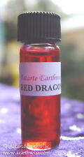RED DRAGONS BLOOD OIL - Wicca Pagan Witch Occult New Age Spell Goth Punk Ritual