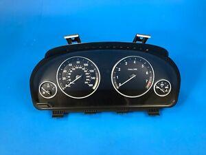 09-12 BMW F01 F07 F10 528I 535I 550I INSTRUMENT CLUSTER SPEEDOMETER GAUGE 112K