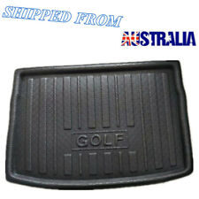 Rear Trunk Cargo Mat Tray Boot Liner For VW Golf 7 2014-2017