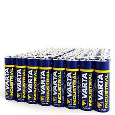 VARTA Industrial 1,5 V AA Piles Alcalines - Pack de 40