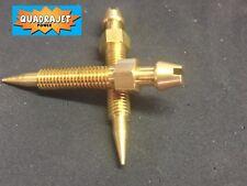 Quadrajet air Idle mixture screws, pair. NEW.