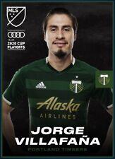 [DIGITAL CARD] Topps Kick - Jorge Villafana - MLS 2020 Playoffs - Team Color